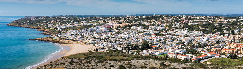 Praia da Luz Algarve Portugal