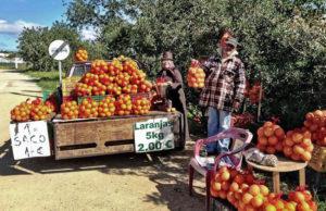 algarve gypsy market