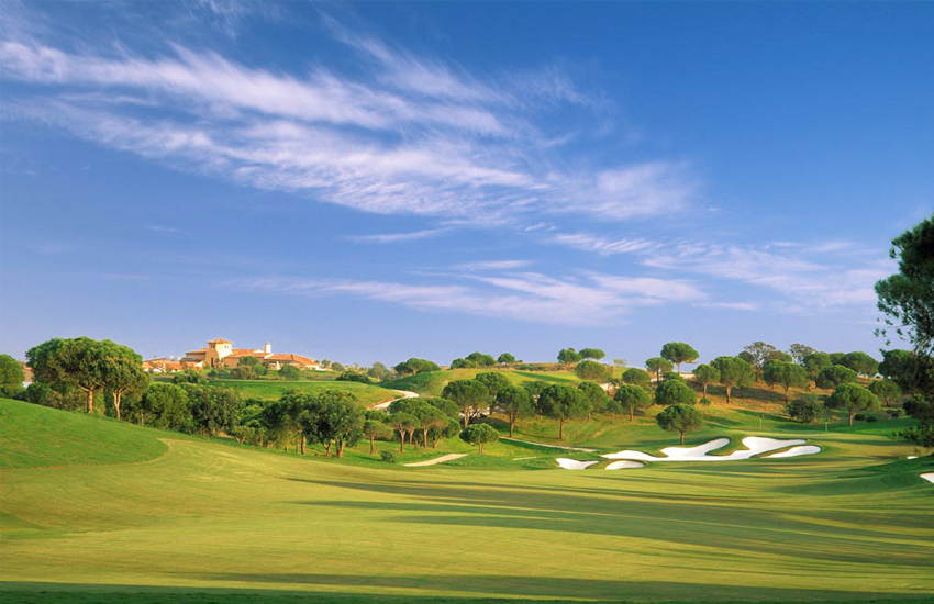 algarve golf sport