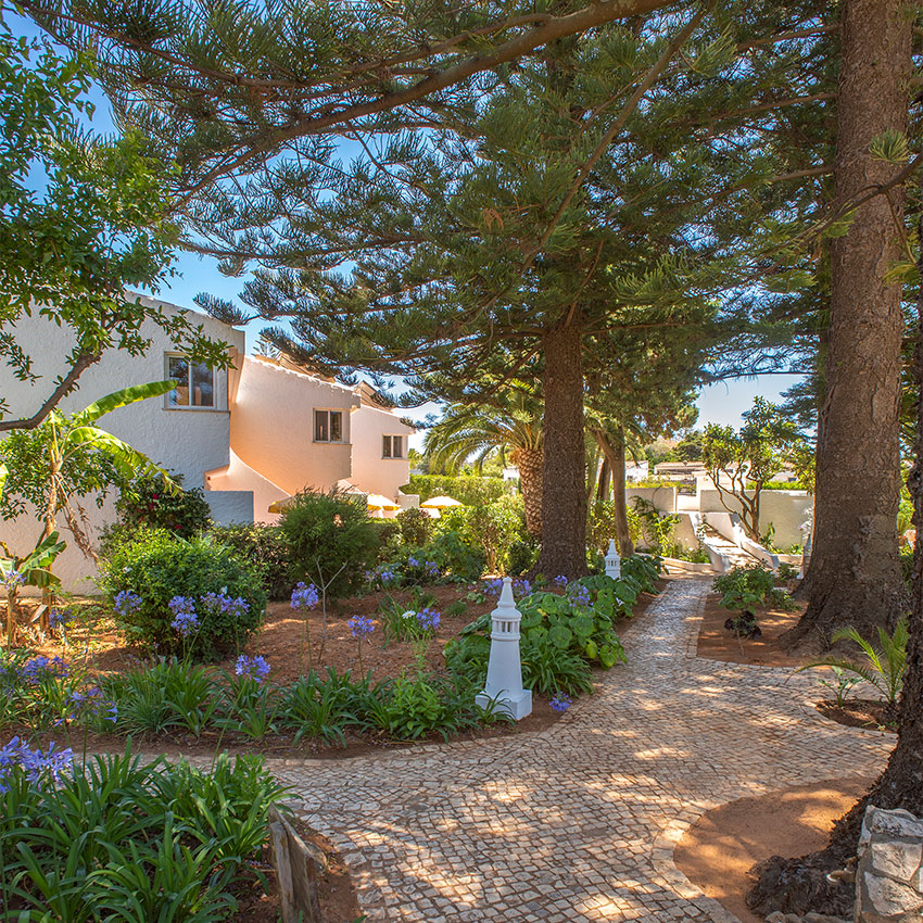 holiday apartments Praia da Luz, Algarve