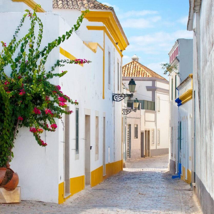 Luz, Algarve huis